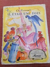 album chocolats Meunier contes de Perrault ( ref 21 )