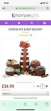 Hampergifts Chocolates Box And Nut Surprise gifts Hampers birthday Easter Set