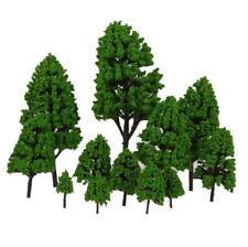 12 Model Trees 1 50-500 2.5-16cm Garden Park Forest Diorama Train Scenery
