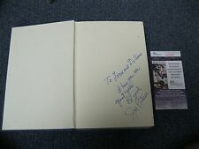 Joe Paterno Autographed Book Road to Number One Book JSA Certified