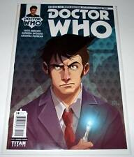 DOCTOR WHO : The TENTH DOCTOR Year Two # 14 (Cover A)  Titan Comic 2016   NM