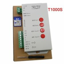 T-1000S 128 SD Card Pixels Controller for WS2801 WS2811 WS2812B LPD6803 DC5V