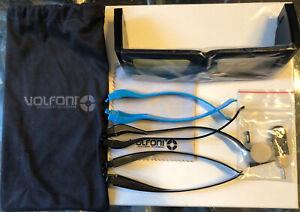 Volfoni Occhiali Attivi 3D Glasses for Simulation and Cinema HFR Barco Panasonic