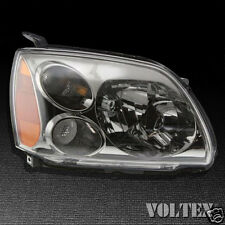 2004-2008 Mitsubishi Galant Headlight Lamp Clear lens Halogen Passenger Right