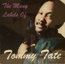 THE MANY LABELS OF TOMMY TATE - 21 Tracks