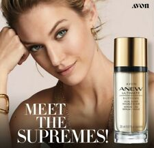 AVON ANEW ULTIMATE SUPREME DUAL 'ELIXIR' 40ML Authentic, Brand New RRP £26