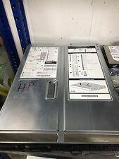 HP ProLiant BL480c X5355 2.66GHz Quad Core 2P 4GB 2x72GB HDD Blade  435463-B21