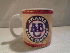 The Negro League Atlanta Black Crackers ABC Baseball MLB Coffee Mug Cup