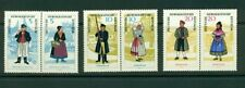 Germany Cultures & Ethnicities Postal Stamps
