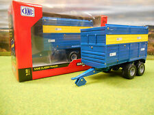 BRITAINS KANE CLASSIC 12 TONNE TWIN AXLE SILAGE TRAILER 43153A1 1/32 BRAND NEW