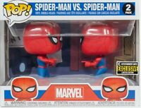 Pop! Marvel Spider-Man Imposter 2-Pack Vinyl Figure Funko - EE Exclusive Limited
