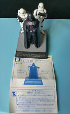 Darth Vader Stormtroopers Diorama Tomy Star Wars Dark Lord Anime Manga