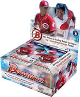 2018 BOWMAN RETAIL BASEBALL 6 BOX LOT ( 1/2 CASE )
