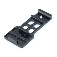 CNC Aluminum 20mm Side Rail Mount for GOPRO Hero 1 2 3 3+ 4 5 GitUp Sport Camera