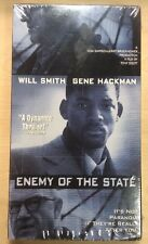 Enemy of the State (VHS, 2002) Will Smith Gene Hackman VHSshop.com