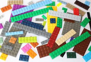 LEGO® Platten Auswahl - Farben Größen und Mengen - Basic