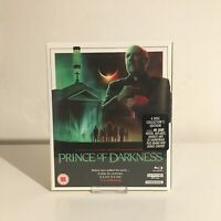 John Carpenter's Prince of Darkness Limited Edition 4K Blu ray Set New & Sealed