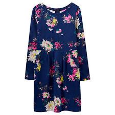 Joules Cotton Short Sleeve Floral Dresses for Women