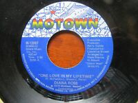 DIANA ROSS One Love In My Lifetime-Smile US Motown M1398F 1976