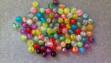 100 SMALL COLOR BEADS