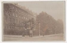 Cambridge Terrace, London FK 1189 RP Postcard, B740