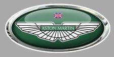 ASTON MARTIN Trompe-l'oeil Sticker  vinyle  laminé