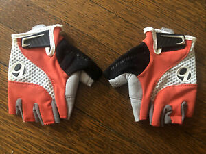 New-Old-Stock BONTRAGER Women's RL Fusion Gelfoam WSD Gloves •Size Small •Orng