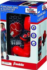 Franklin Sports Future Champs Kids' Mini Boxing Set – Includes Kids' Boxing Glo