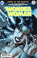 WONDER WOMAN #27 REBIRTH DC COMICS 1st Print Cover A