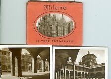Milano - Mailand - 20 echte Kleinbildfotos 10 x 7 cm