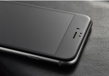 For iphone 7 Black Full Curved 3D Tempered Glass Screen Protector Carbon Fiber