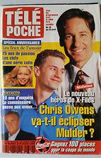 Télé Poche 18/4/1998; Anniversaire Feux de l'Amour/ Navarro/ Chris Owens