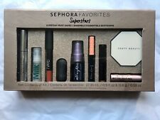 Sephora Favorites 2019 Superstars 9 PC Everyday Must Haves NIB With 3 Full Size