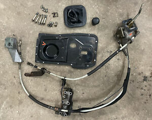 2004 Land Rover Discovery 2 II CDL Center Differential Lock Shifter Linkage