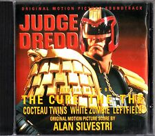 Judge Dredd- Soundtrack CD (1995) Alan Silvestri Score + Cocteau Twins/The Cure