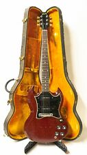 1968 Gibson SG Special Electric Guitar with Case - Walnut
