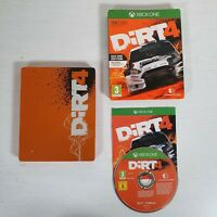 Dirt 4 Steelbook Day One Edition -- Microsoft Xbox One -- UK Seller --