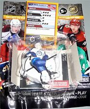 "NIKOLAJ EHLERS Winnipeg Jets 2.5"" Silver Series 2 NHL Imports Dragon Toy LOOSE"