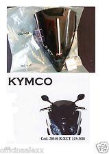 CUPOLINO FUMÈ scuro KYMCO K-XCT 125-300i cod.28310