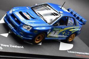 SUBARU IMPREZA 2003 WRC RALLY CAR 1:43 BRAND NEW