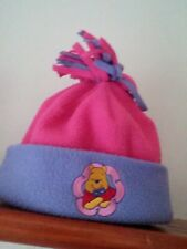 Winnie the Pooh girls fleece hat age 1-2