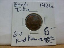 1926 India 1/12 Anna