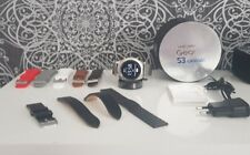 Samsung Gear S3 Classic in OVP inkl. verschiedenen Armbändern