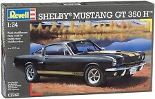 REVELL 1:24 KIT AUTO CAR SHELBY MUSTANG GT 350 H LUNGHEZZA 19,1 CM  ART 07242