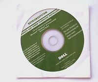 Reinstallation CD Microsoft Windows XP Professional SP2 Dell integrierter Key