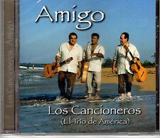 """TRIO LOS CANCIONEROS - LOS CANCIONEROS - """" AMIGOS"""" - CD"""