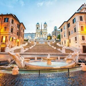 Rom Italien Kurzurlaub 3 Tage 2P @3* Hotel Apogia Lloyd Rome + Schlemmerbuffet
