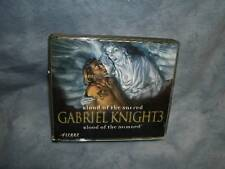 Gabriel Knight 3: Blood of the Sacred, Blood of the Damned  (PC, 1999)