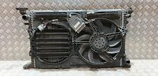 Buse avant / Ventilateur + radiateur + condenseur - Audi A5 I (1) 2.7 TDi V6 - A