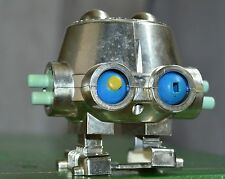 VERY RARE VTG Russian Soviet TOY Windup 1970's SPACE ROBOT PLASTIC old astronaut